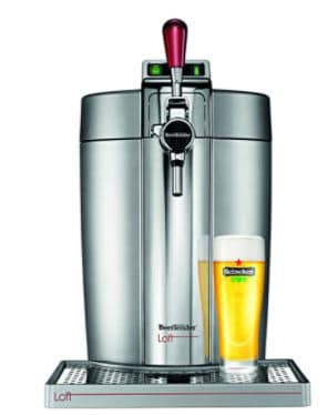 Tireuse à bière Krups Beertender VB700E00