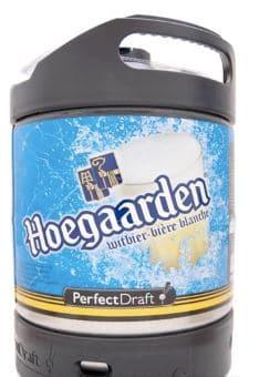Fût de bière Hoegaarden